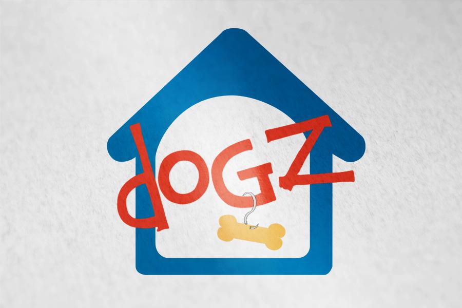 Logotipo Dogz :: tienda online de mascotas