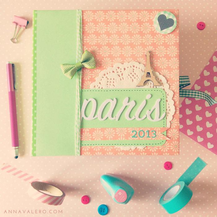 Album-scrapbooking-viaje-paris