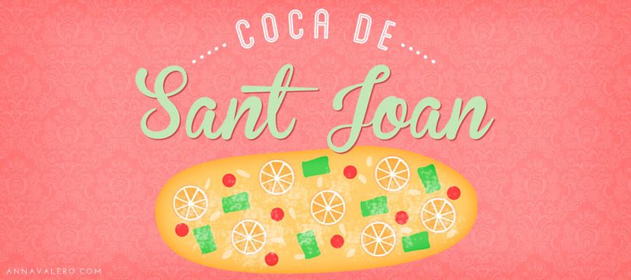 Receta de Coca de San Juan