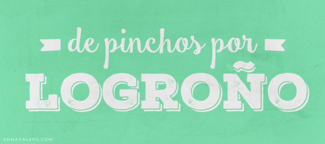 De pinchos por Logroño