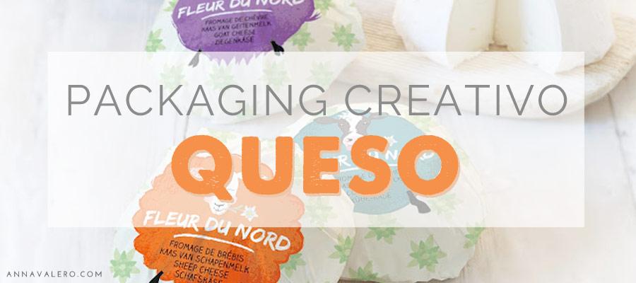 20 ejemplos de packaging para queso