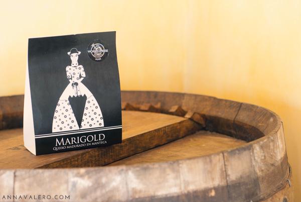 Queso Marigold :: Cortes de Muar