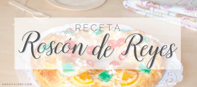 Mi primer Roscón de Reyes