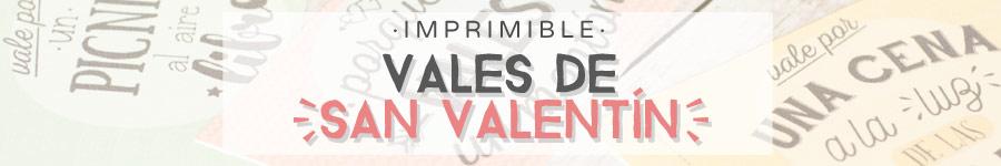 Descargar vales de San Valentín