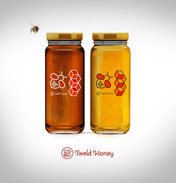 packaging para miel tweld