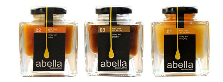 packaging miel españa