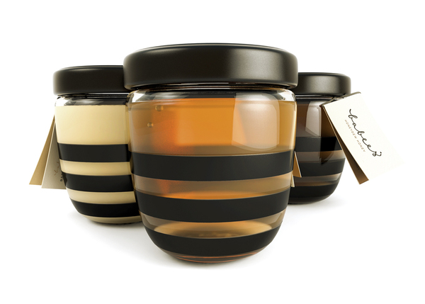 packaging para miel babees