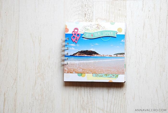 album de viaje euskadi