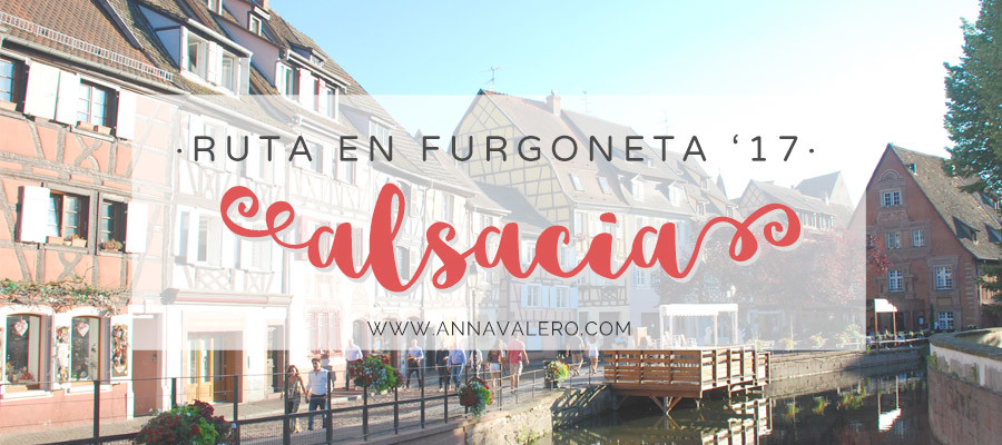 Ruta en Furgoneta vol. I – Alsacia