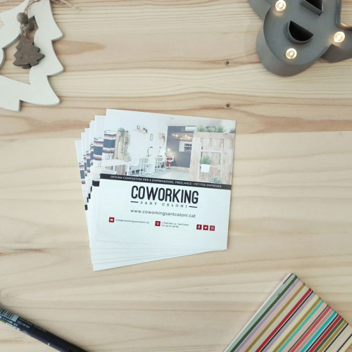 Flyers Coworking Sant Celoni