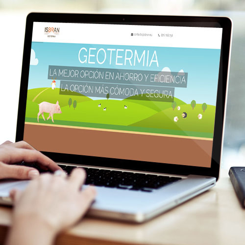 Isbran Geotermia