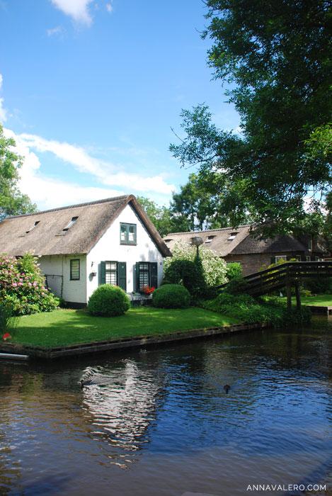 Giethoorn el pueblo mas bonito de holanda