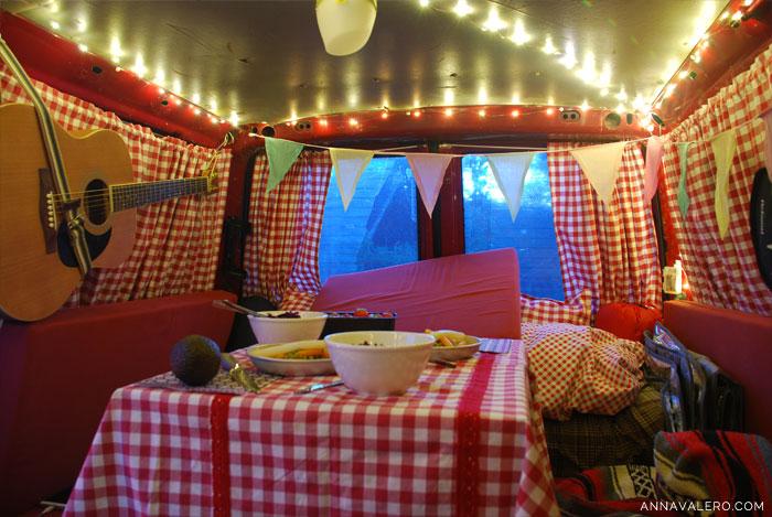 menu camper furgoneta