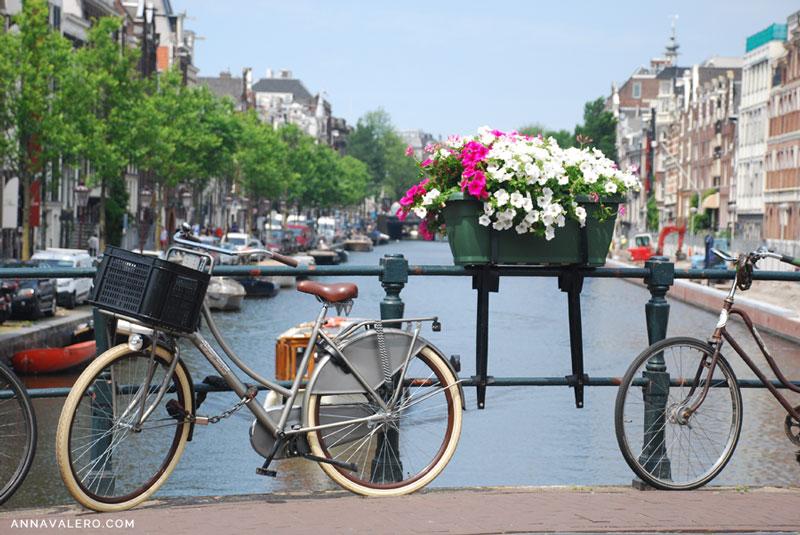 ruta por amsterdam