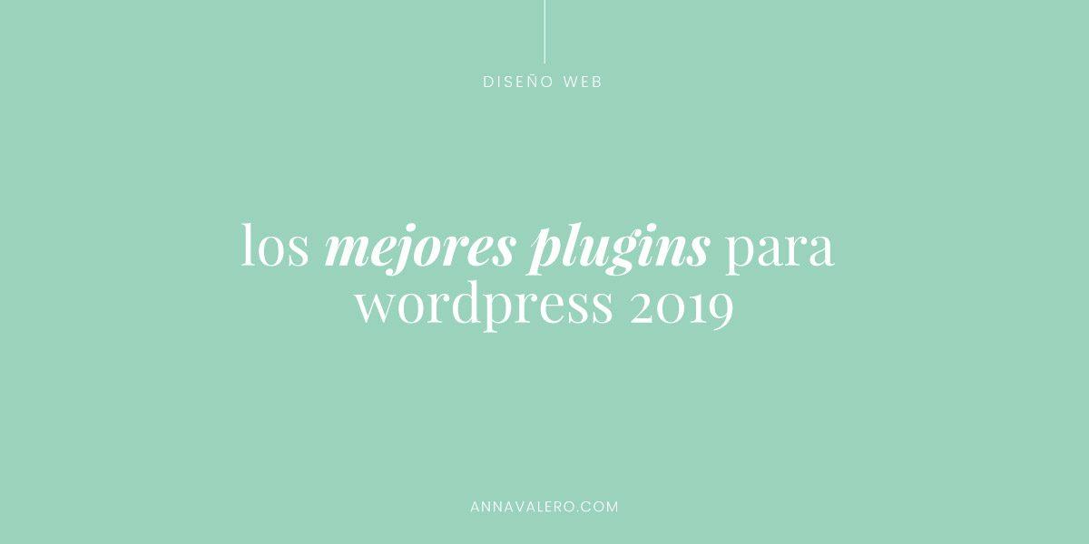 mejores plugins wordpress 2019